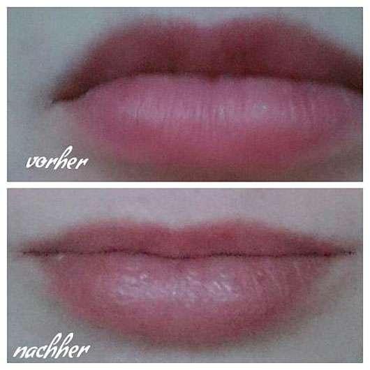 Isana Lippenpflege Macadamia & Gloss (LE)