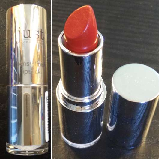 just cosmetics intense finish lipstick, Farbe: 130 word