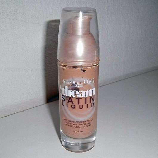 Maybelline Dream Satin Liquid Make-up, Farbe: 30 Sand