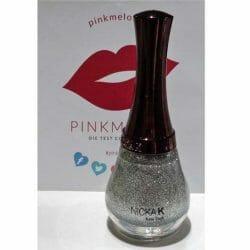 Produktbild zu NICKA K NEW YORK Nail Color – Farbe: NY131 Glittery