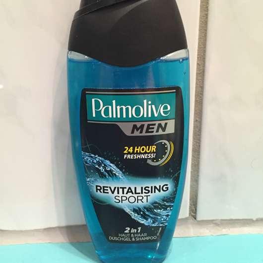 <strong>Palmolive Men</strong> Revitalising Sport 2in1 Duschgel & Shampoo