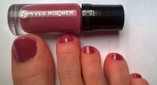 Yves Rocher Couleurs Nature Nagellack Couleur Végétale, Farbe: 25 Rose Hortensia