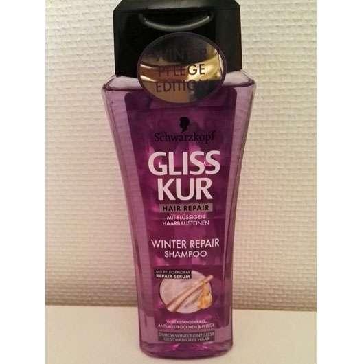 <strong>Schwarzkopf GLISS KUR</strong> Hair Repair Winter Repair Shampoo & Spülung