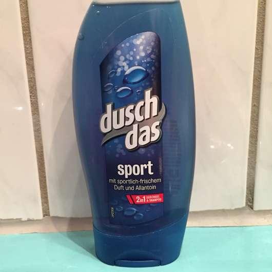<strong>duschdas For Men</strong> Sport 2in1 Duschgel & Shampoo
