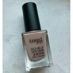 Produktbild zu trend IT UP Double Volume & Shine Nail Polish – Farbe: 100