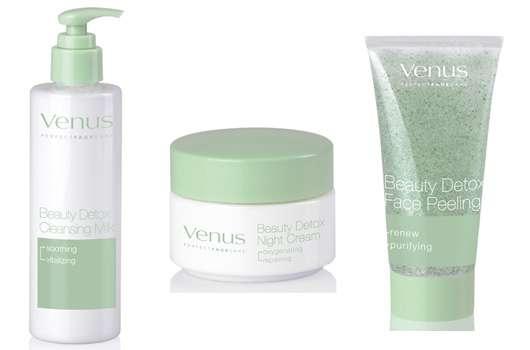 VENUS Beauty Detox Linie