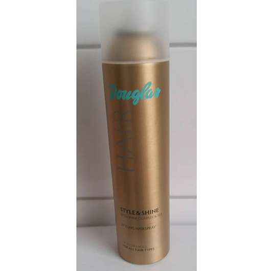 <strong>Douglas Hair</strong> Style & Shine Styling Hairspray