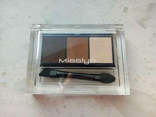 Misslyn Eyebrow & Lift Powder, Farbe: 7 coffee shades
