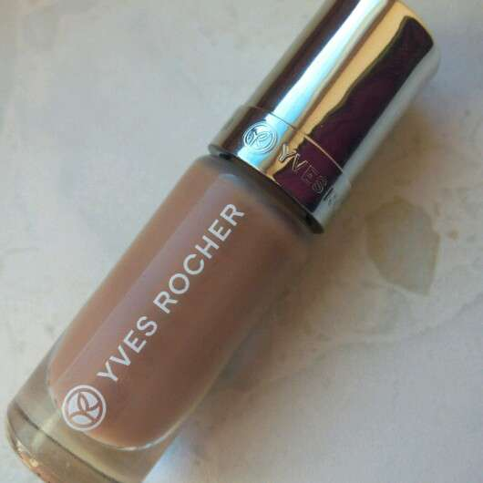 <strong>Yves Rocher Couleurs Nature</strong> Gel effect Nagellack - Farbe: 04 Taupe Rosé