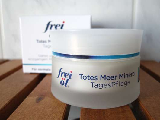 <strong>frei öl®</strong> Totes Meer Mineral TagesPflege