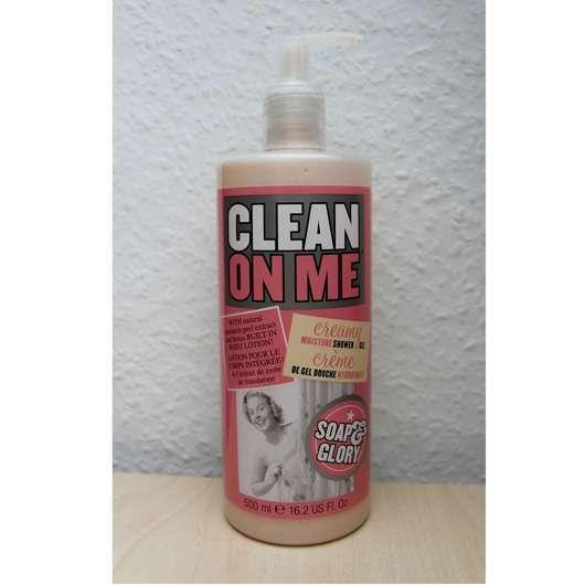 Soap & Glory Clean On Me Creamy Moisture Shower Gel