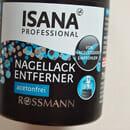ISANA PROFESSIONAL Nagellackentferner (acetonfrei)