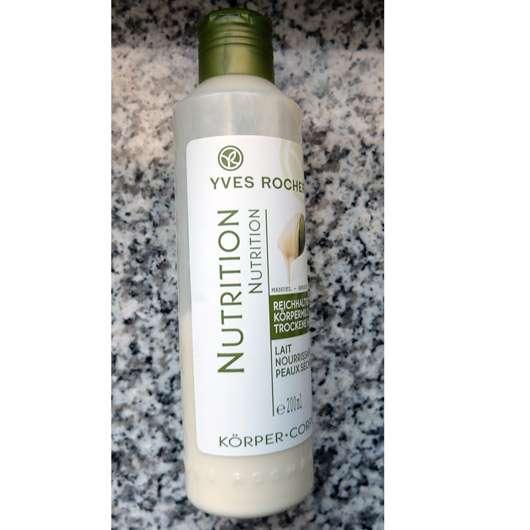 Yves Rocher Reichhaltige Feuchtigkeits-Milch Mandel