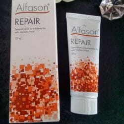 Produktbild zu Alfason® Repair Spezialcreme für trockene bis sehr trockene Haut