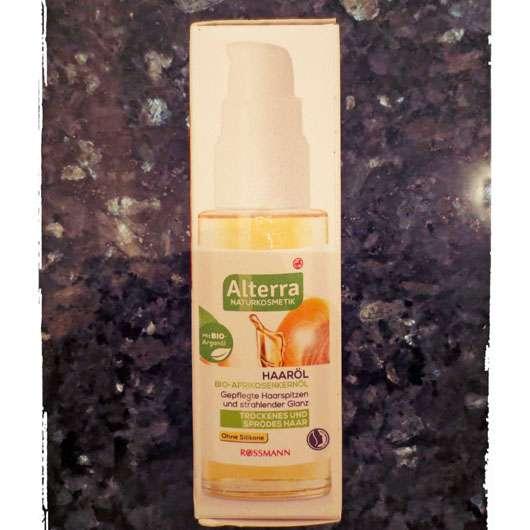Alterra Haaröl Bio-Aprikosenkernöl