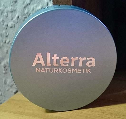 Alterra Kompaktpuder, Farbe: 02 Medium