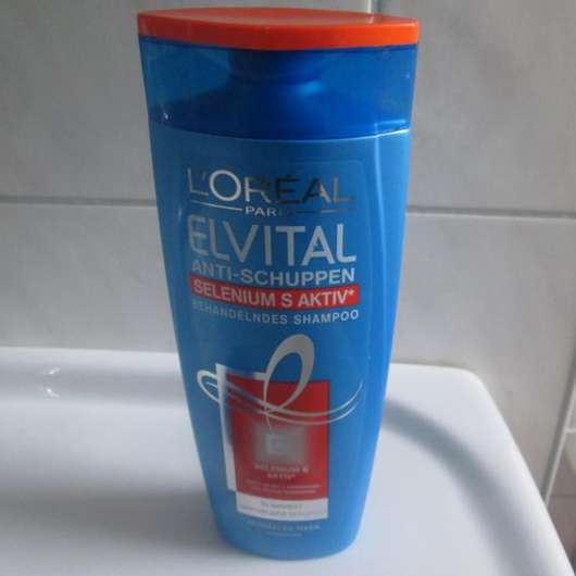 L'Oréal Paris Elvital Anti-Schuppen Selenium S Aktiv Behandelndes Shampoo