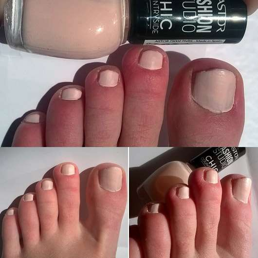 Astor Fashion Studio Chic Countryside Matte Collection, Farbe 400 Pink Muffin LE