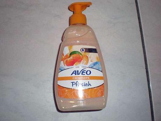 AVEO Cremeseife Pfirsich