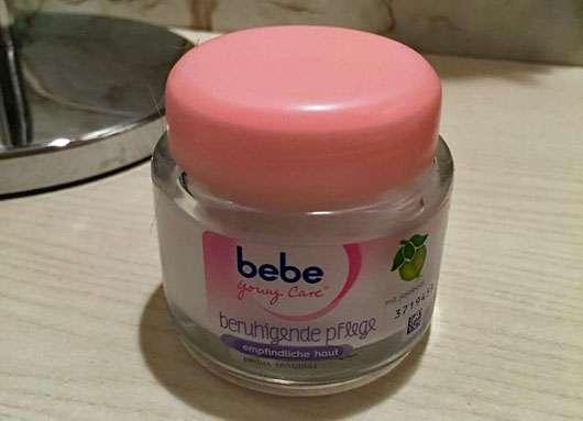 <strong>bebe® Young Care</strong> Beruhigende Pflege für empfindliche Haut