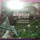 p2 the future is mine cooling mint blotting paper  (LE)