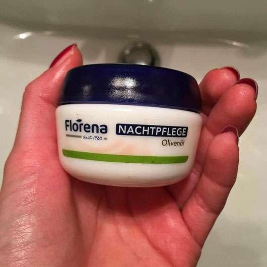 Florena Nachtpflege Olivenöl (für trockene Haut)