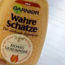 Garnier Wahre Schätze Der stärkende Reparierer Shampoo Honig-Geheimnisse