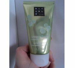 Produktbild zu RITUALS Ginkgo's Secret Ginseng & Ginkgo Biloba Caring Hand Balm