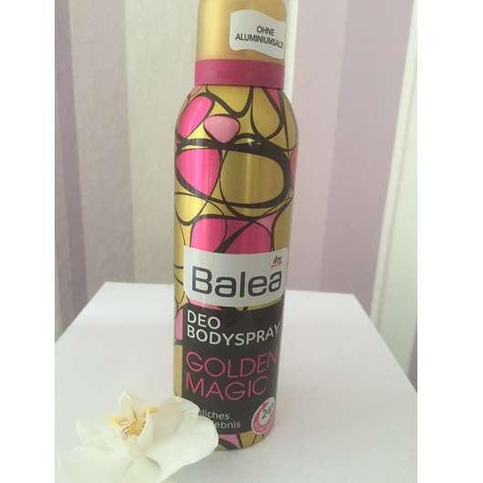 """Balea Deodorant Bodyspray """"Golden Magic"""""""