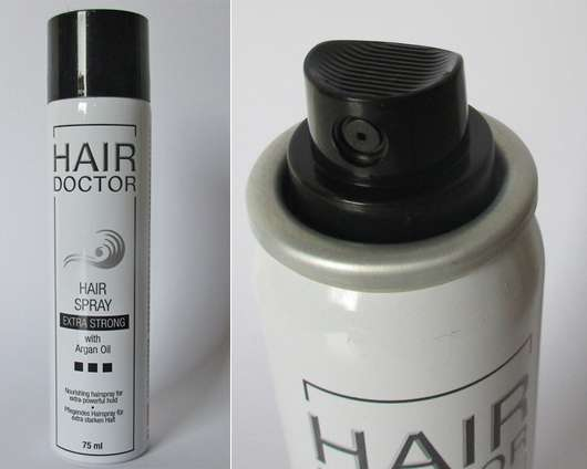 HAIR DOCTOR Hair Spray Extra Strong mit Argan Oil