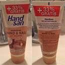 HandSan Handcreme Hand & Nail mit Arganöl