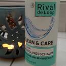Rival de Loop Clean & Care Milder Reinigungsschaum