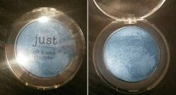Produktbild zu just cosmetics silk & satin eyeshadow – Farbe: 070 think tank