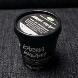 Produktbild zu LUSH Karma Kream (Hand- und Körpercreme)