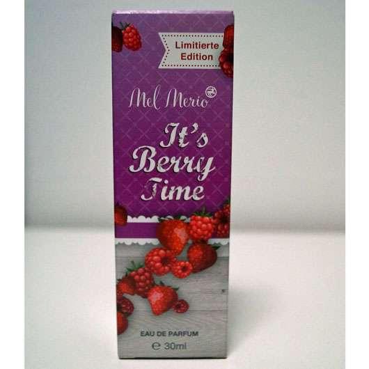 Mel Merio it's Berry Time Eau de Parfum (LE)