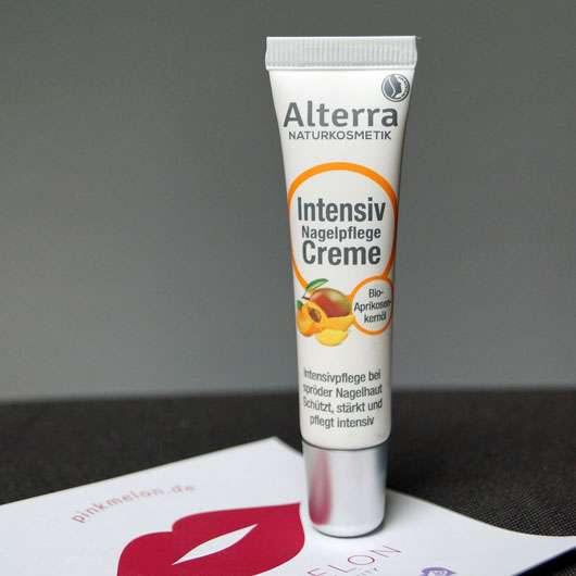 Alterra Intensiv Nagelpflege Creme