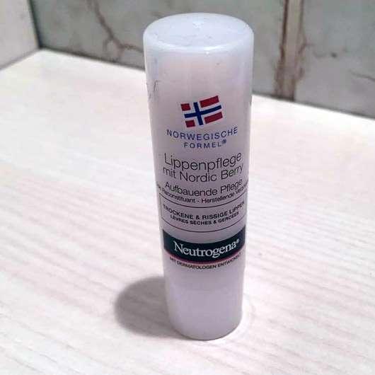 <strong>Neutrogena Norwegische Formel</strong> Lippenpflege mit Nordic Berry