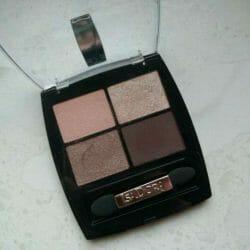 Produktbild zu IsaDora Eye Shadow Quartet – Farbe: 06 Nude Sand