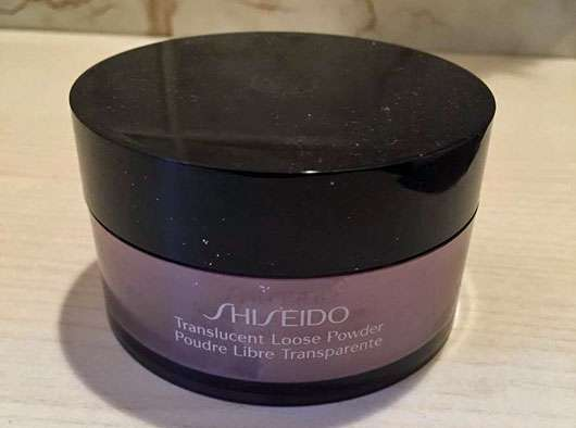 <strong>Shiseido</strong> Translucent Loose Powder