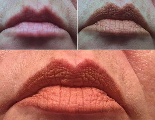 Urban Decay Matte Revolution Lipstick, Farbe: Stark Naked
