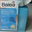 Balea Erfrischende Reinigungstücher 3in1 (normale und Mischhaut)