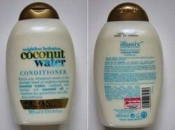 Produktbild zu OGX weightless hydration coconut water conditioner