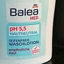 Balea Med pH-Hautneutral seifenfreie Waschlotion