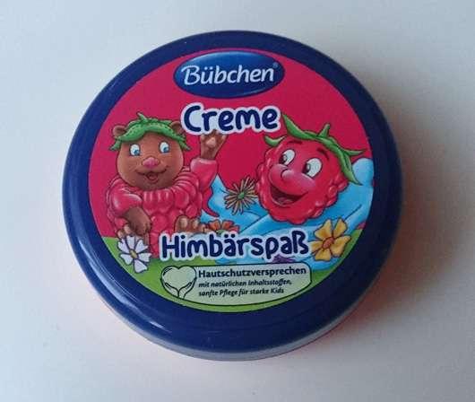 <strong>Bübchen</strong> Creme Himbärspaß