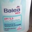 Balea pH Hautneutral Seifenfreie Waschlotion