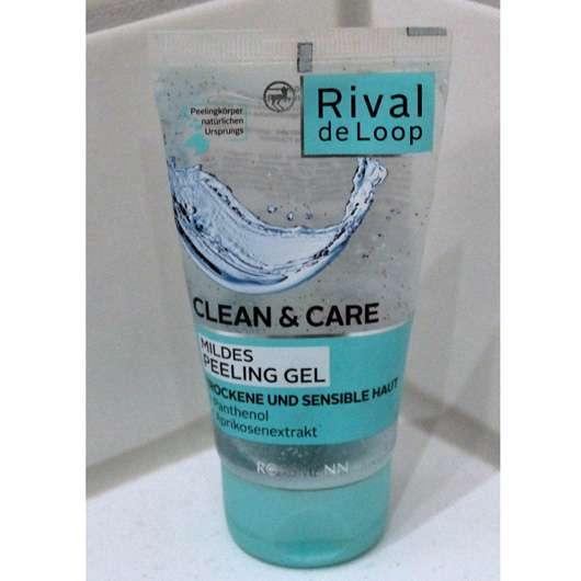 Rival de Loop Clean & Care Mildes Peeling Gel