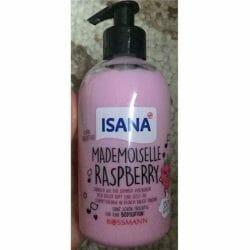 Produktbild zu ISANA Mademoiselle Raspberry Bodylotion