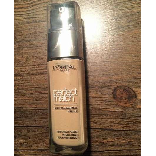 L'ORÉAL PARiS Perfect Match Hautton-Anpassendes Make-up, Farbe: 2.N Vanille