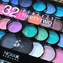 NICKA K NEW YORK 32 Perfect Thirty-Two Colors eyeshadow & blush palette