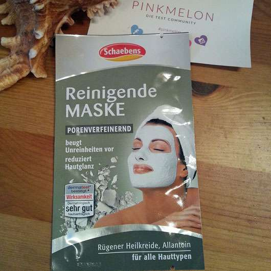 <strong>Schaebens</strong> Reinigende Maske